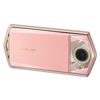New Casio Exilim EX-TR80 12MP Digital Camera Light Pink (FREE DELIVERY + 1 YEAR WARRANTY)